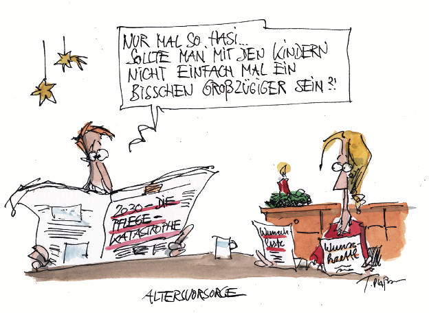Bild: Cartoon